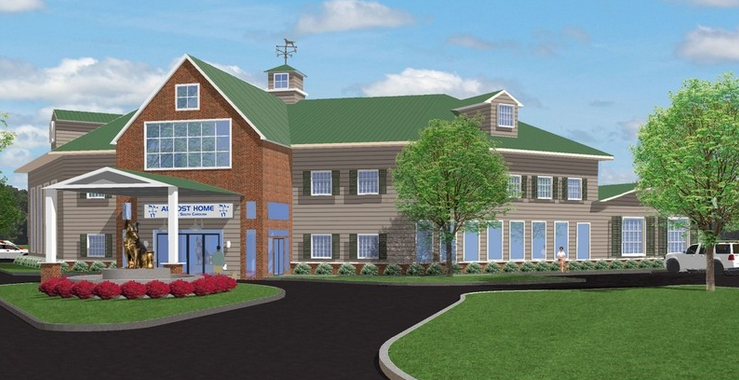 Home For Good Dogs Canine Wellness Center Planned For