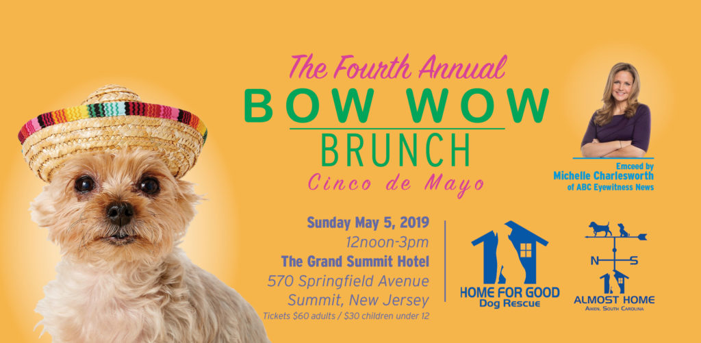 Fourth Annual Bow Wow Brunch @ The Grand Summit Hotel